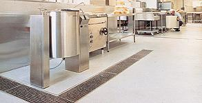Non-slip & safety Flooring